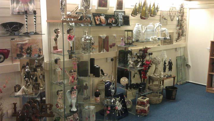 Gifts Room David Lawrence Royton
